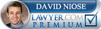 David Niose Lawyer.com Profile